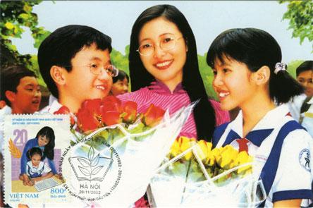 Vietnamese Teacher Day – Aaron Mai