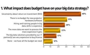 Budget impact big data